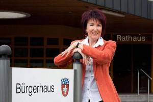Bürgermeisterin Barbara Schader