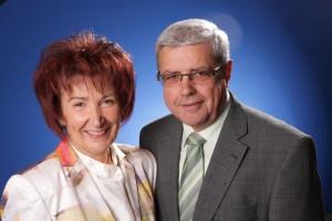 Barbara Schader und Walter Wiedemann