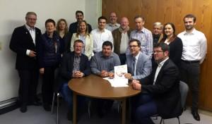 CDU & FDP Fraktion