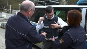 Alexander Bauer: Mehr Sicherheit in Lorsch durch KOMPASS